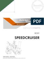 Manual Despiece Keeway SPEEDCRUISER 250
