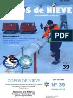 Copos de Nieve Nro 39 Octubre 2012