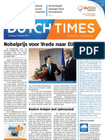 Dutch Times 20121013