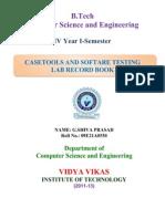 Main Pages Final - B.tech-CSE