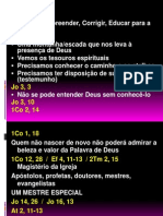Lectio Divina-Estudo Da Palavra