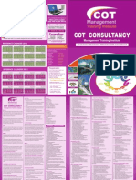 COT TRAINING CALENDER