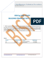 ODI Case Study Financial Data Model Transformation