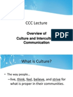 Lectures for ICC