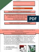 Accesorios Instalaciones Elec. Domicil.
