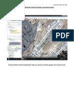Importar Curvas de Nivel de Google Earth a Autocad Civil 3d