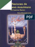 Reflexiones de Una Nueva Musulmana