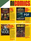 Panini Comics Novedades de Octubre 2012