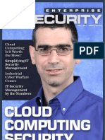 Cloud Computing Security Enterprise IT Security 01 2011