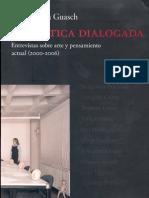 La crítica dialógica. Ana Maria Guasch