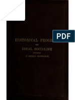 Nicholson, Historical Progress and Ideal Socialism