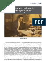 Plan Revolucionario de Operaciones - Mariano Moreno