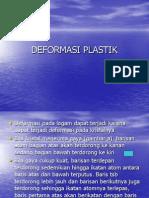 Deformasi Plastik