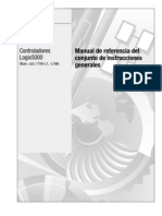 Manual de referencia del conjunto de instrucciones generales PLC Logix 5000