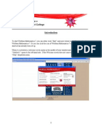 Mathematica Tutorial