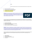 Cons Study Summary Quiestions
