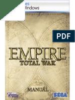 Empire Manual CZSK LR