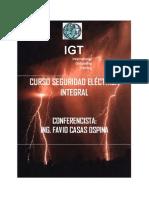 CURSO SEGURIDAD ELÉCTRICA INTEGRAL