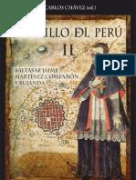Martínez Compañón - Truxillo del Perú II