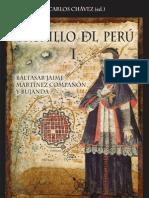 Martínez Compañón - Truxillo del Perú I