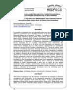 Tesis Estrategias de La Gestion Directiva
