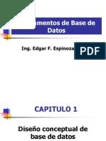 Fundamentos de Base de Datos Completo