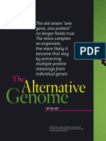 Reading 2- AlternativeSplicing