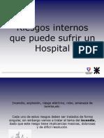Riesgos Internos que puede sufrir un hospital