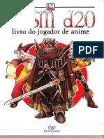 Livro Do Jogador de Anime by Azamor