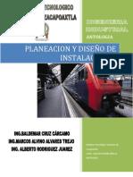 antologia PLANEACION Y DISEÑO DE INSTALACIONE1