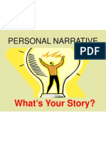 Personalnarrative Pp t