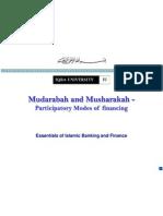 Mudarba & Musharka