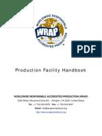 Wrap Facility Handbook 2010 Edition
