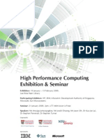 High Performance Computing Exhibition & Seminar