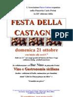 Festa Della Castagna 2012