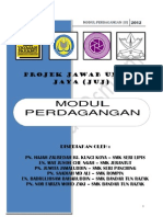 Pahang JUJ 2012 SPM Perdagangan