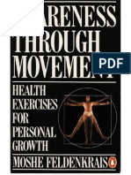Health Exercise for Personal Growth by Moshe Feldenkrais