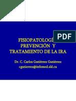 Fisiopatologia, Prevencion y Tratamiento de La Ira