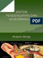 Sistem Pendengaran Ppt