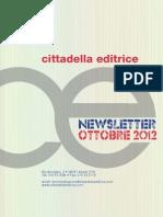 10 Newsletter Ottobre 2012