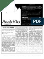 Mountain Top Magazine #3