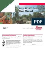 TCR805 UserManual 3.0 English