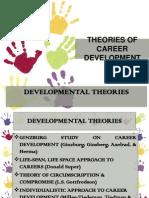 Developmental Theories of Career Development