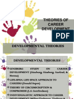 Developmental Theories of Career Development