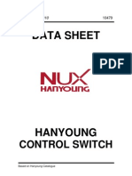 Hanyoung Control Switch