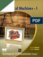 Electrical Machines-i by u.a.bakshi,V.u.bakshi