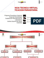 Parasitismo Intestinal