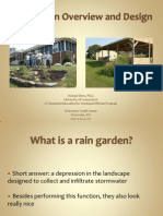 Rain Garden Overview and Design