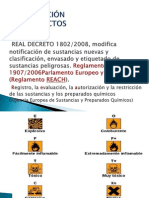 1 Clasificación y Etiquetado de productos químicos