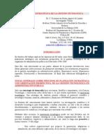 PLANEACIÓN ESTRATÉGICA DE LA GESTIÓN TECNOLÓGICA